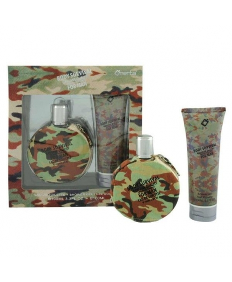 OMERTA - COFFRET BODY SURVIVAL FOR MAN