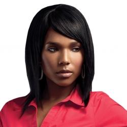 Perruque Platinum - Cheveux Naturels - Sleek