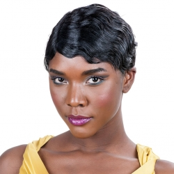 Perruque Billie - 100% Cheveux Naturels - Wig Fashion - Sleek