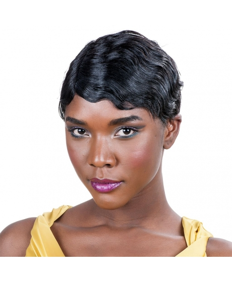 Perruque Billie - 100% Cheveux Naturels - Wig Fashion - Sleek
