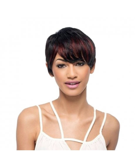 Perruque Belle - 100% Cheveux Naturels - Wig Fashion - Sleek