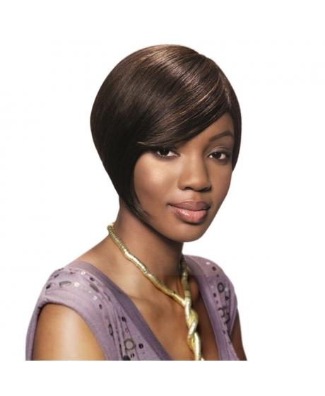 Perruque Chic - 100% Cheveux Naturels - Wig Fashion - Sleek