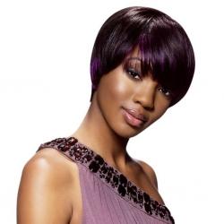 Perruque Ella - 100% Cheveux Naturels - Wig Fashion - Sleek