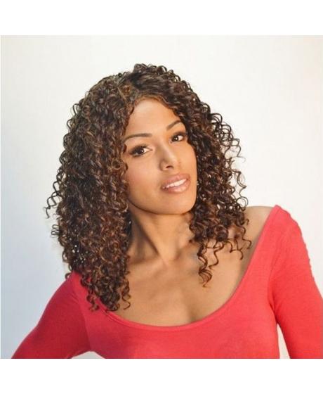 Perruque Angela - Semi-Naturelles - Wig Fashion 101 - Sleek