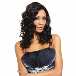 Perruque Dior - Lace Front Wig - Synthétique - Spotlight - Sleek hair