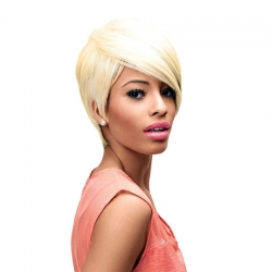 Perruque Ebony - Semi-Naturelles - Wig Fashion - Sleek hair