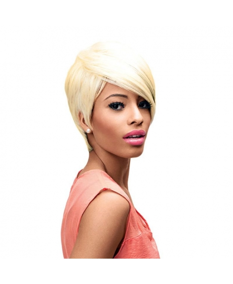Perruque Ebony - Semi-Naturelles - Wig Fashion 101 - Sleek