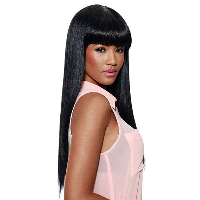perruque nikki semi naturelles wig fashion 101 sleek hair. Black Bedroom Furniture Sets. Home Design Ideas