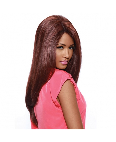 Perruque Rianne - Lace Front Wig - Semi-Naturelles - Fashion Idol 101 - Sleek