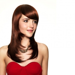perruque monofilament wig star