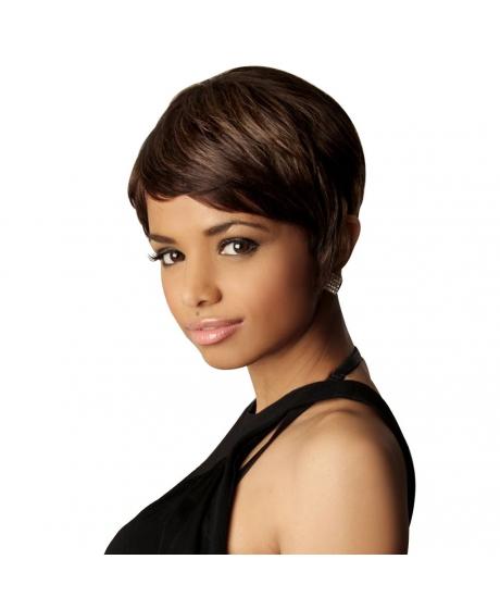 Perruque Jackie - 100% Cheveux Naturels - Wig Fashion - Sleek