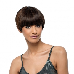 Perruque Mary J - 100% Cheveux Naturels - Wig Fashion - Sleek