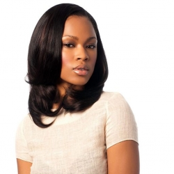 Tissage Atlanta Weave (3Pc) - 100% Cheveux Naturels - Crazy 4 Curls - Sleek