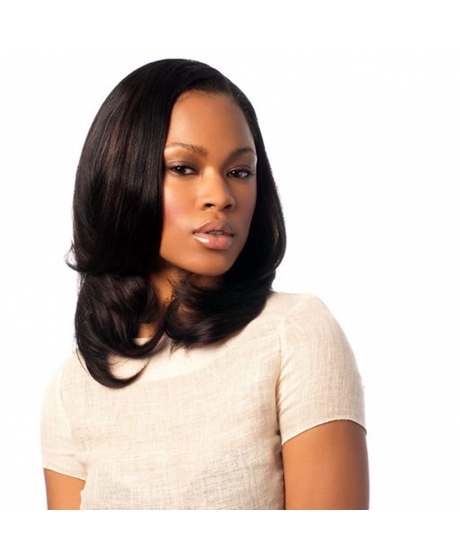 Tissage Atlanta Weave (3Pc) - 100% Cheveux Naturels - Sleek