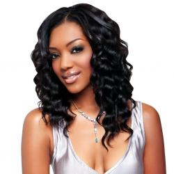Tissage Bahamas Weave - 100% Cheveux Naturels - Crazy 4 Curls - Sleek