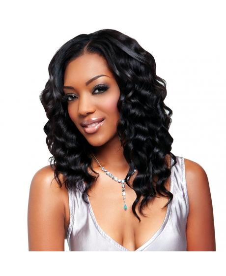 Tissage Bahamas Weave - 100% Cheveux Naturels - Sleek