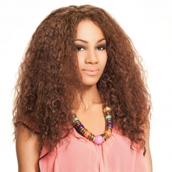 Tissage Chaka Weave - Semi-Naturel - Fashion Idol 101 - Sleek hair
