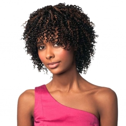 Tissage Cyprus Weave - Cheveux Naturels - Crazy 4 Curls - Sleek hair