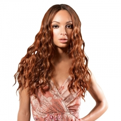 Tissage Icon Glamour - Cheveux Naturels Monofilament - Sleek hair