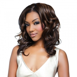 Tissage Panama Weave Cheveux Naturels - Crazy 4 Curls - Sleek hair