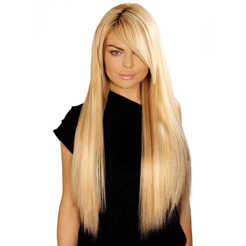 Tissage cheveux long