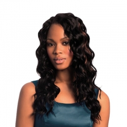 Tissage Spanish Weave - 100% Cheveux Naturels - Crazy 4 Curls - Sleek