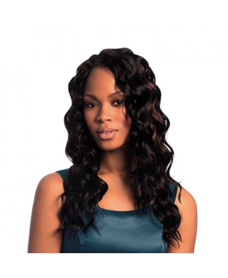 Tissage Spanish Weave - 100% Cheveux Naturels - Sleek