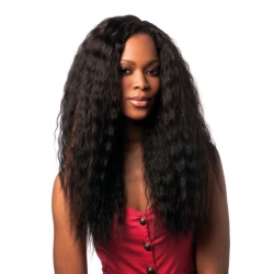 Tissage Super Weave - 100% Cheveux Naturels - Crazy 4 Curls - Sleek
