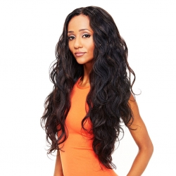 Tissage Duchess Weave - Semi-Naturel - Fashion Idol 101 - Sleek hair