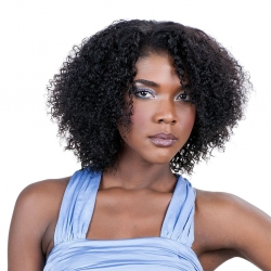 Tissage Jerry Curl - 100% Cheveux Naturels - Crazy 4 Curls - Sleek