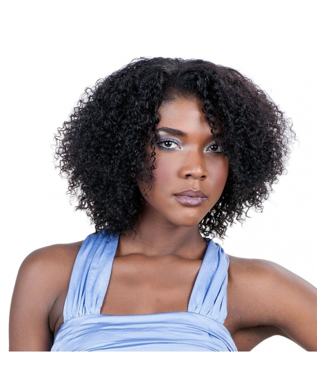 Tissage Jerry Curl - 100% Cheveux Naturels - Sleek