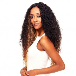 Tissage Pretty Weave - Semi-Naturel - Fashion Idol 101 - Sleek hair