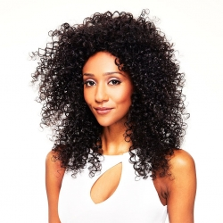 Perruque Riley Cheveux Naturels - Wig Fashion - Sleek hair