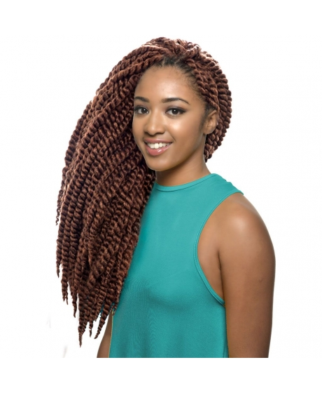 Crochet Braid Reggae Twist - Synthétique - Noble - Sleek