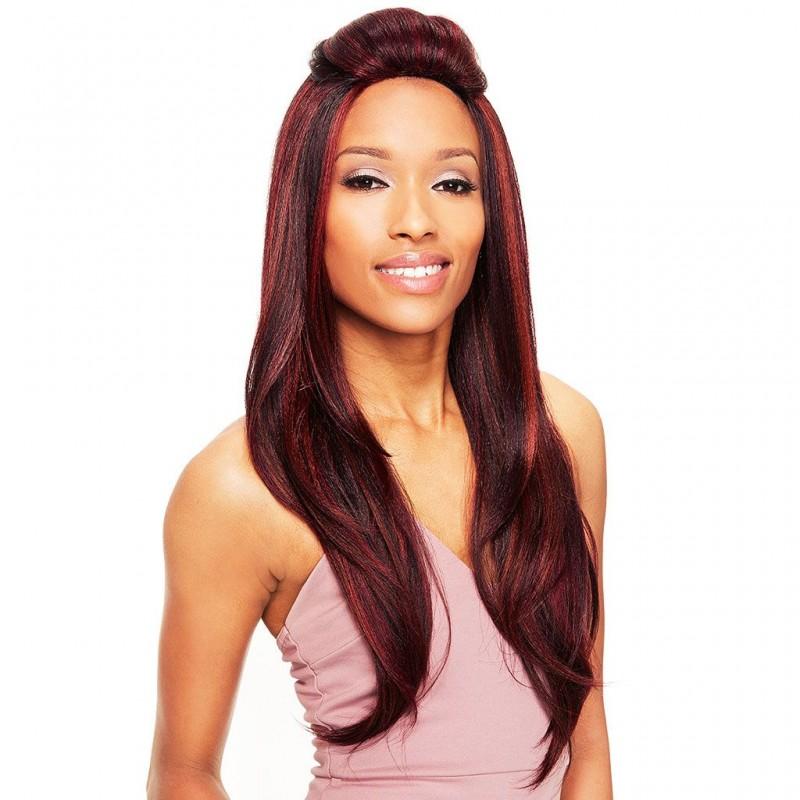 perruque draya semi naturelles wig fashion 101 sleek hair. Black Bedroom Furniture Sets. Home Design Ideas