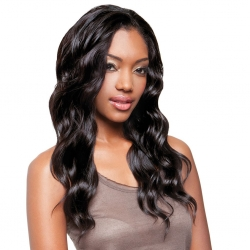 Tissage Delux Weave - Semi-Naturel - Fashion Idol 101 - Sleek hair