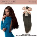 """Tissage brésilien Chocolate Prestige 12"""" - 31 cm"""