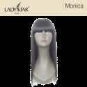 """Perruque Bresilienne Monica 16"""" - Cheveux Naturels de Ladystar"""