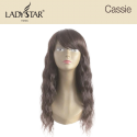 "Perruque Bresilienne Cassie 18"" - Cheveux Naturels By Ladystar"
