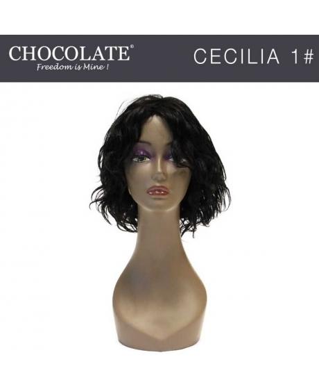 Perruque naturelle Cecilia