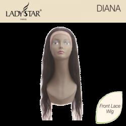 Perruque Brésilienne Diana Lace Front 22 pouces