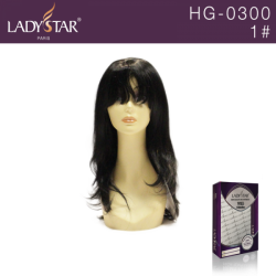 Perruque Lace HG300 - Synthétique - Wig Ladystar