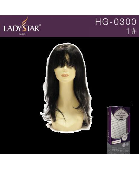 Perruque HG300 - Synthétique - Wig Ladystar