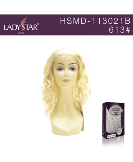 Perruque Lace HSMD-113021 - Synthétique - Wig Ladystar
