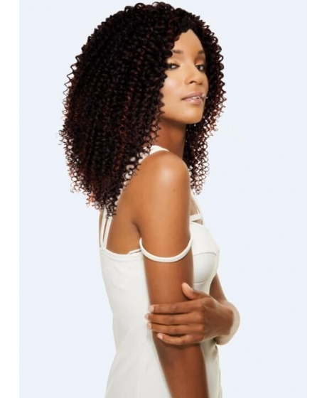 Tissage Nappy Weave - Semi-Naturel - Fashion Idol 101 - Sleek