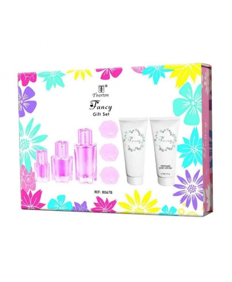 Coffret Cadeau Eau de Parfum Tiverton - Fancy
