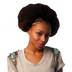 Tissage Kinky Bulk G - Synthétique - Noble - Sleek Color P1B/350