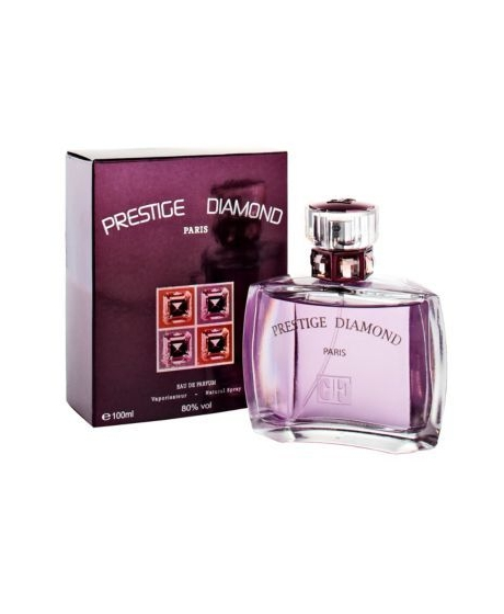 Prestige Diamond Eau de Parfum Elysées Fashion