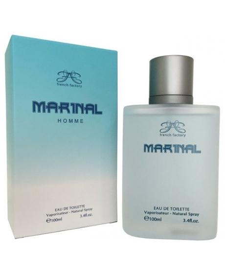 MARINAL Eau de Toilette pour homme French Factory