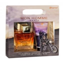 Omerta - Coffret Mon Homme Paris Eau de Toilette & Gel pour homme